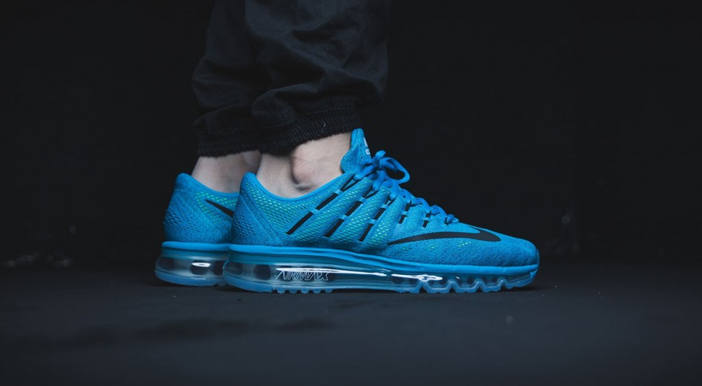 quite nice new style amazon air max 2016 bleu